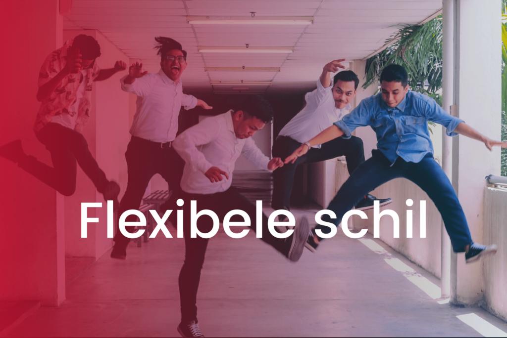 De flexibele schil